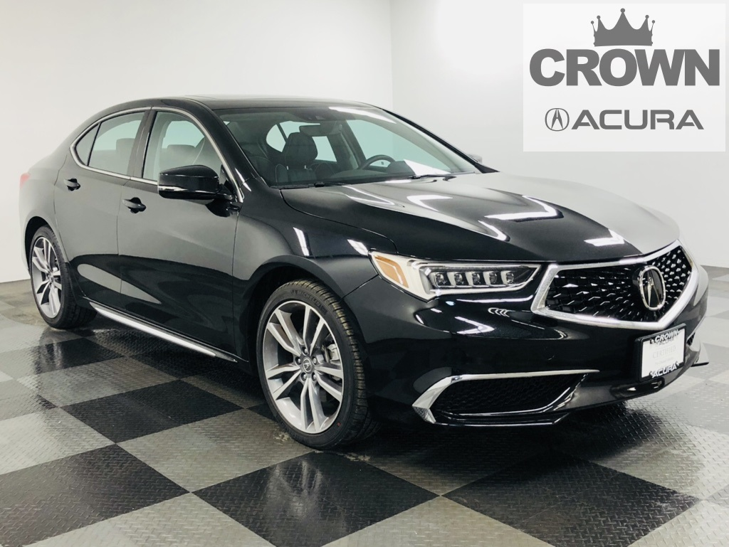 Certified Pre-Owned 2020 Acura TLX V-6 with Technology Package