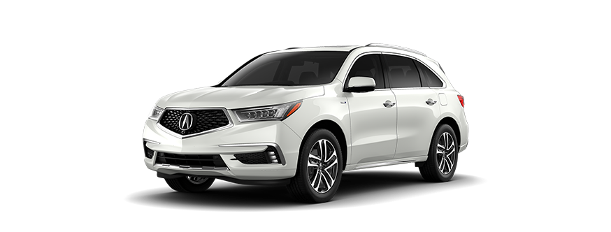 New 2020 Acura MDX Sport Hybrid Sport Hybrid SH-AWD with Advance Package