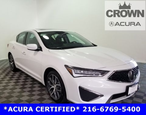 2020 Acura ILX with Premium Package