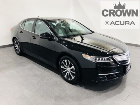 Used Cars In Stock Cleveland Brook Park Crown Acura - Acura tl lease offers