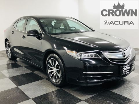 Pre-Owned 2015 Acura TLX 2.4L