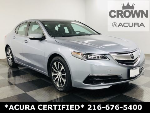 2016 Acura TLX 2.4 8-DCT P-AWS with Technology Package