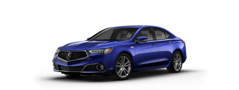 New 2020 Acura TLX with A-Spec Package With Navigation