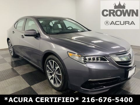 2017 Acura TLX 3.5 V-6 9-AT P-AWS