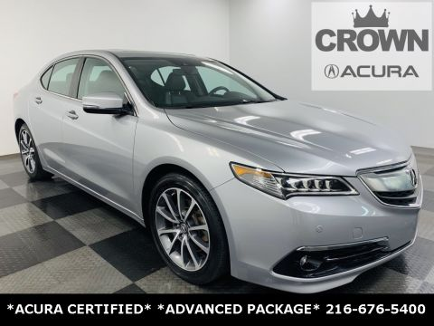 2017 Acura TLX 3.5 V-6 9-AT P-AWS with Advance Package
