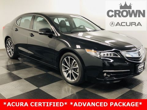 2017 Acura TLX 3.5 V-6 9-AT SH-AWD with Advance Package