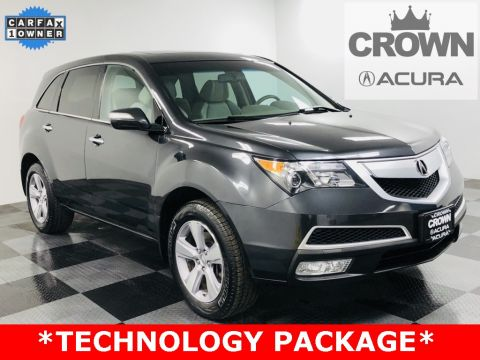 Pre-Owned 2013 Acura MDX Technology