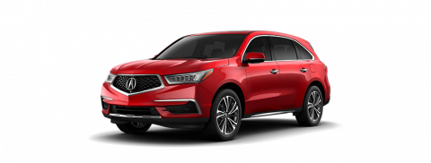 2020 Acura MDX SH-AWD with Technology and Entertainment Packages