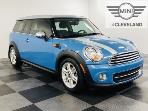 Pre-Owned 2014 MINI Cooper Clubman